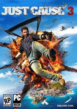 Just Cause 3 PC screenshotcover