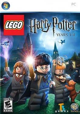 LEGO: Harry Potter Years 1-4 PC CDkey