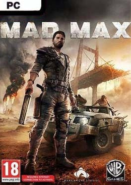 Mad Max PC cover