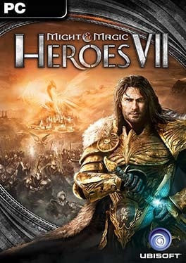 Might & Magic Heroes 7 VII PC cover