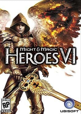 Might & Magic Heroes 7 VI PC cover