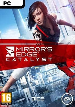 Mirror's Edge Catalyst PC cover