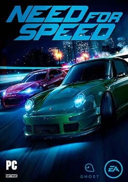Need For Speed 2015 PC cover