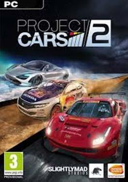 Project CARS 2 PC CDkey