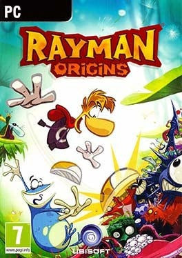 Rayman Origins PC cover