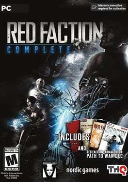 Red Faction Collection PC CDkey