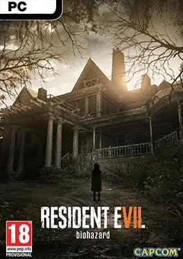 Resident Evil 7 Biohazard PC cover