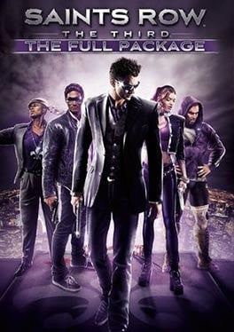 Saints Row: The Third (The Full Package) PC CDkey