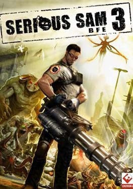 Serious Sam 3: BFE PC CDkey