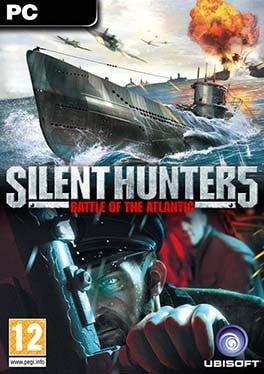 Silent Hunter 5 Battle of the Atlantic PC cover