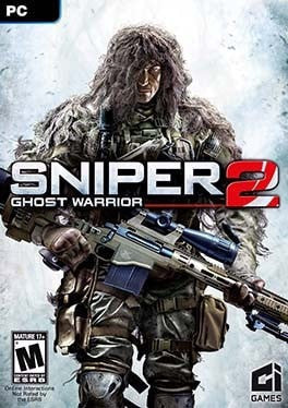 Sniper: Ghost Warrior 2 PC CDkey