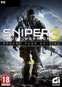 Sniper Ghost Warrior 3 (Season Pass Edition) PC cover