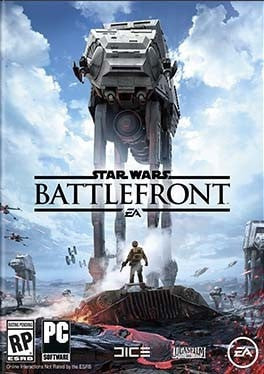 Star Wars Battlefront PC cover