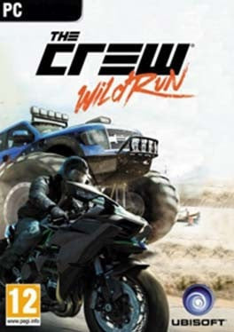 The Crew Wild Run PC cover