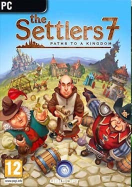 The Settlers 7 Paths to a Kingdom PC cover