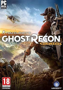Tom Clancy's Ghost Recon Wildlands PC cover