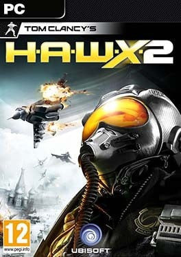 Tom Clancy's H.A.W.X. 2 PC cover