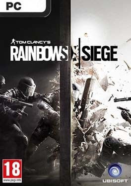 Tom Clancy's Rainbow Six Siege PC cover