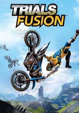 Trials Fusion PC cover
