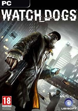 Watch Dogs PC cover