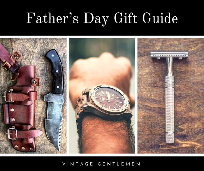 2018 Father's Day Gift Guide From A Brand That Knows Men