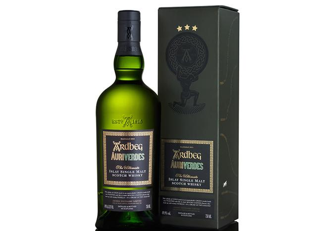 Ardbeg Auriverdes Scotch Review