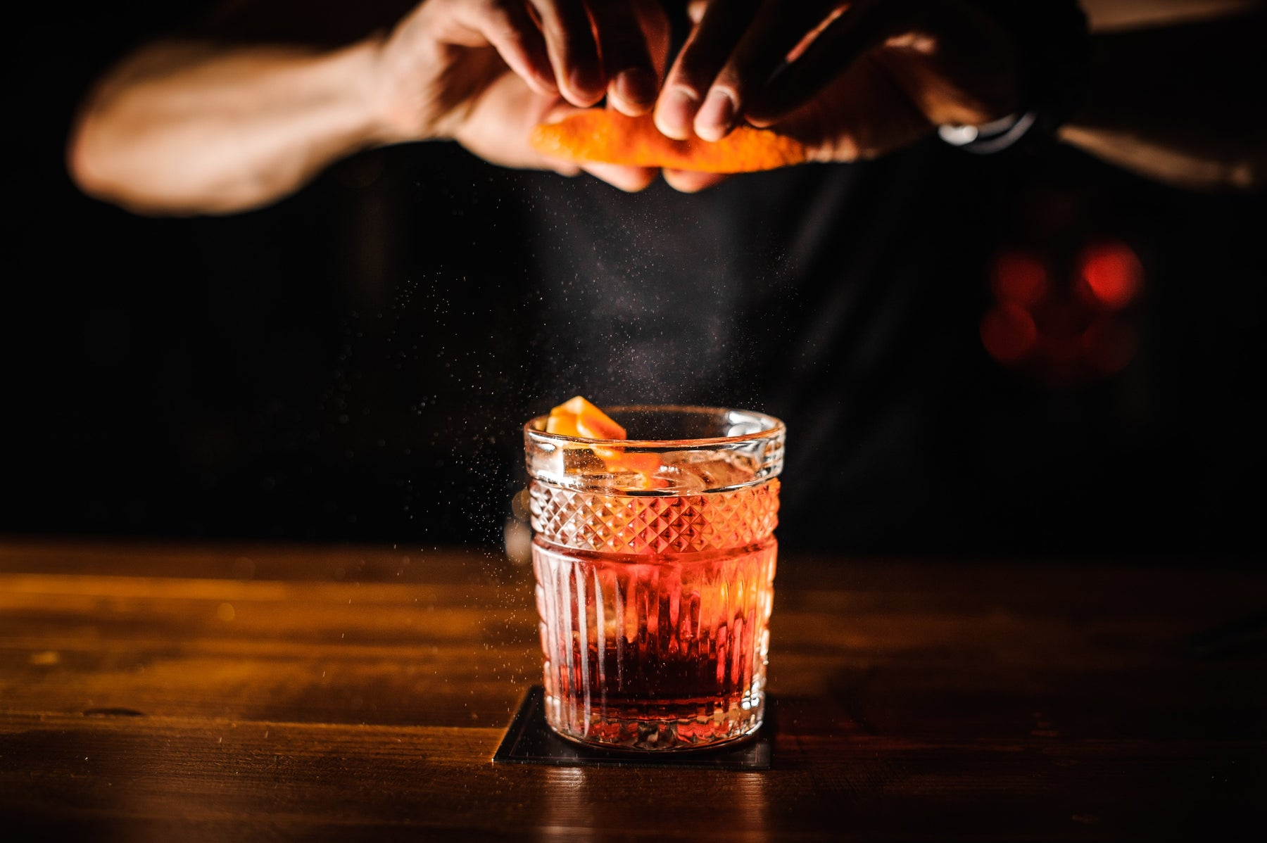 The Old Fashioned: A Gentleman's Classic Cocktail