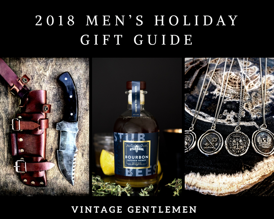 2018 mens holiday gift guide