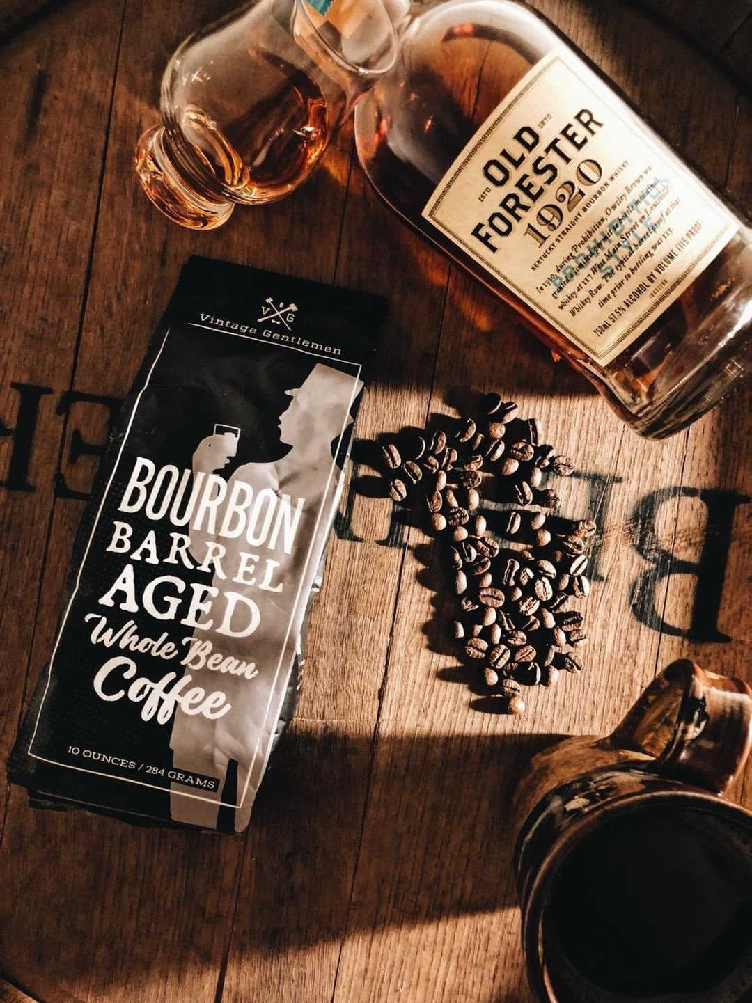 Bourbon Barrel Aged Coffee- A Coffee For The Whiskey Lover