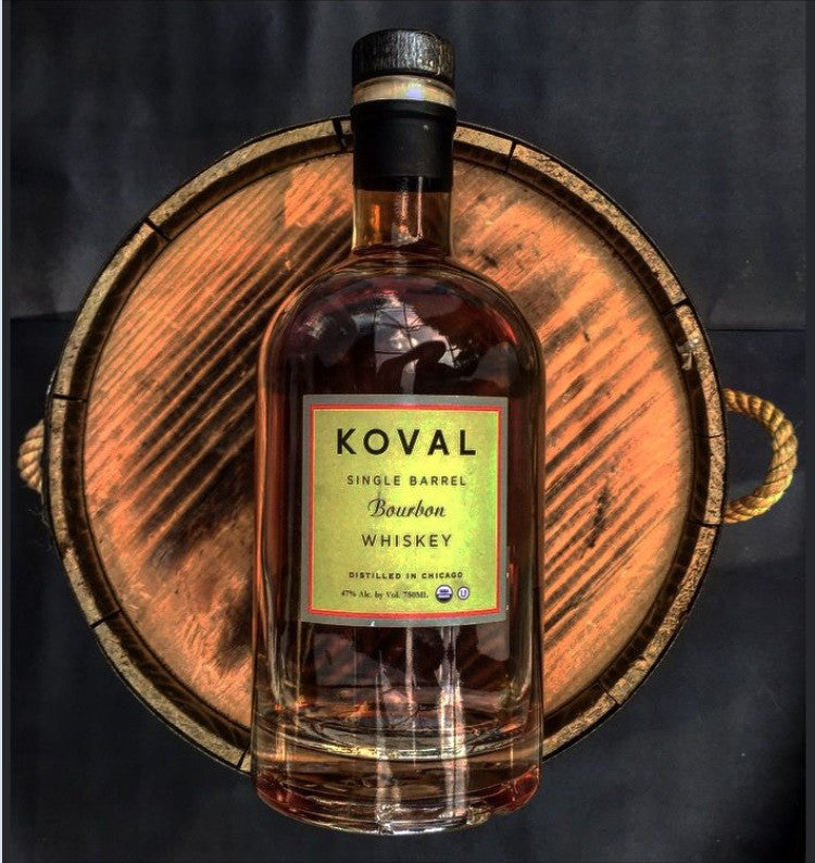 Koval Single Barrel Bourbon Review