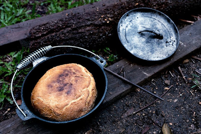The History Of The Dutch Oven