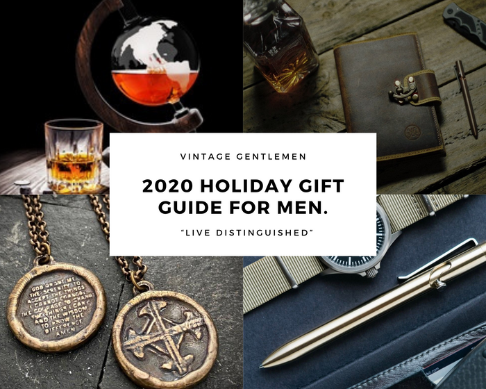 2020 Men's Holiday Gift Guide