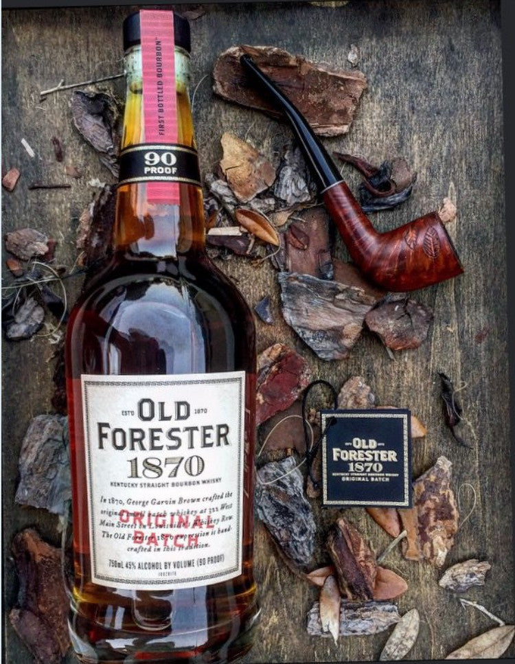 Old Forester 1870 Original Batch Bourbon Review