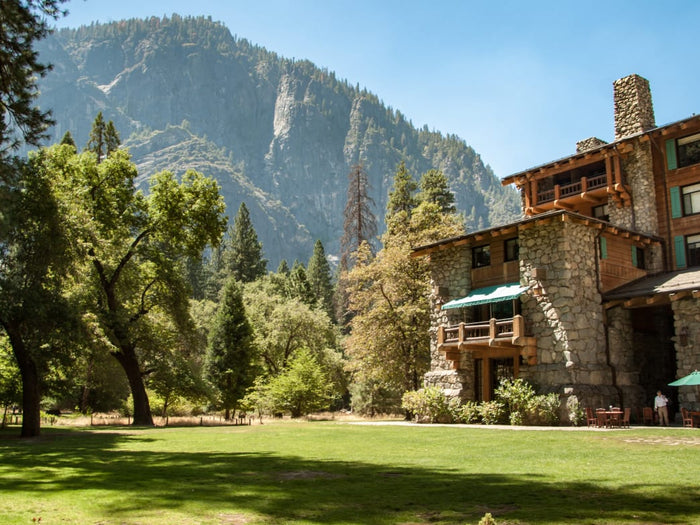 6 Historic Hotels in the National Parks That Will Take You Back in Time