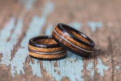 Whiskey Barrel Ring