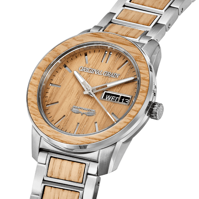 Brewmaster Barrel 42mm by Original Grain