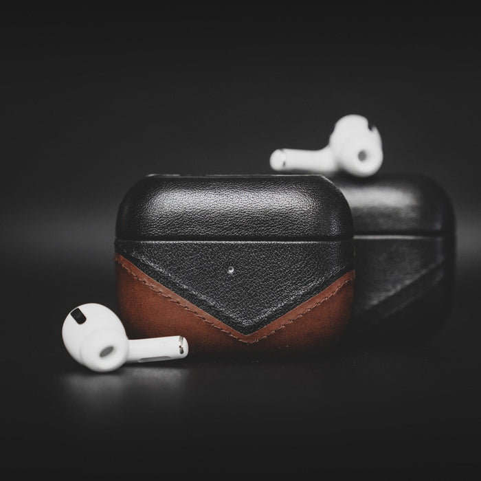 Leather AirPods Pro Case - Terra by Bullstrap