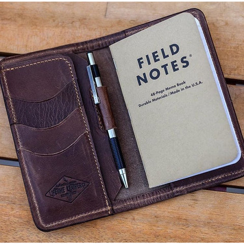 Field Notes Wallet- Lifetime Leather Co