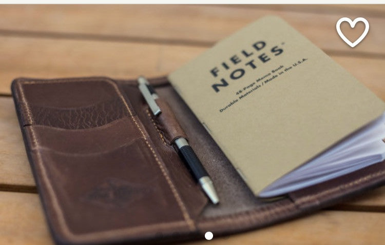 Field Notes/Passport Wallet