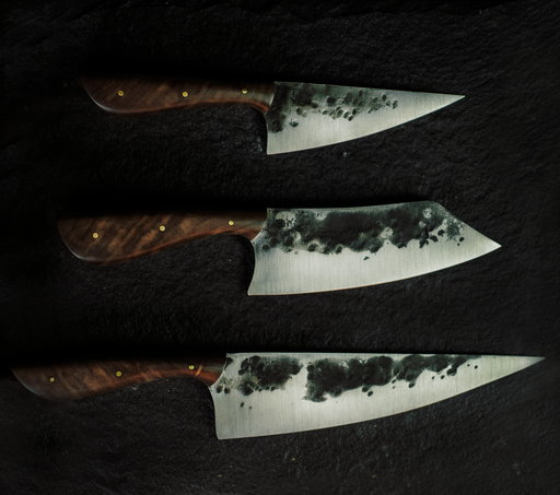 3 Piece Kitchen Knife Set