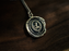 Devoted Father's Silver Talisman - Pyrrha