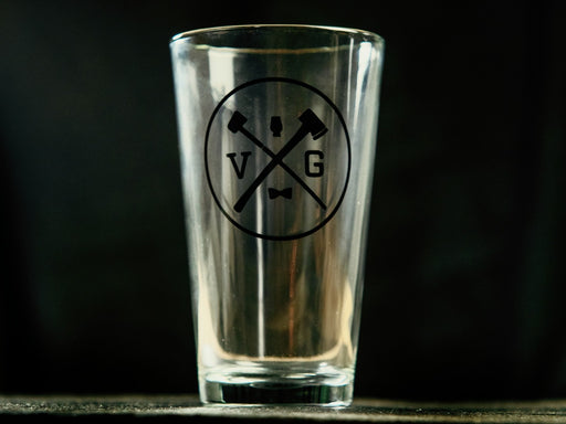 VG Beer Glass