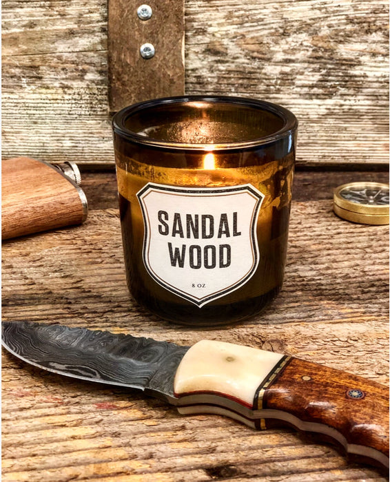 Sandlwood Candle