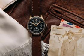 Szanto Heritage Aviator 2753 Watch