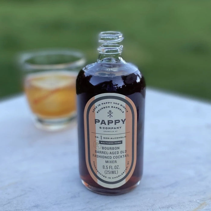 pappy van winkle old fashioned cocktail mix