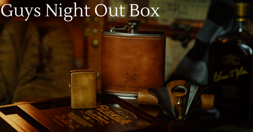 """Guys Night Out"" Gift Box"