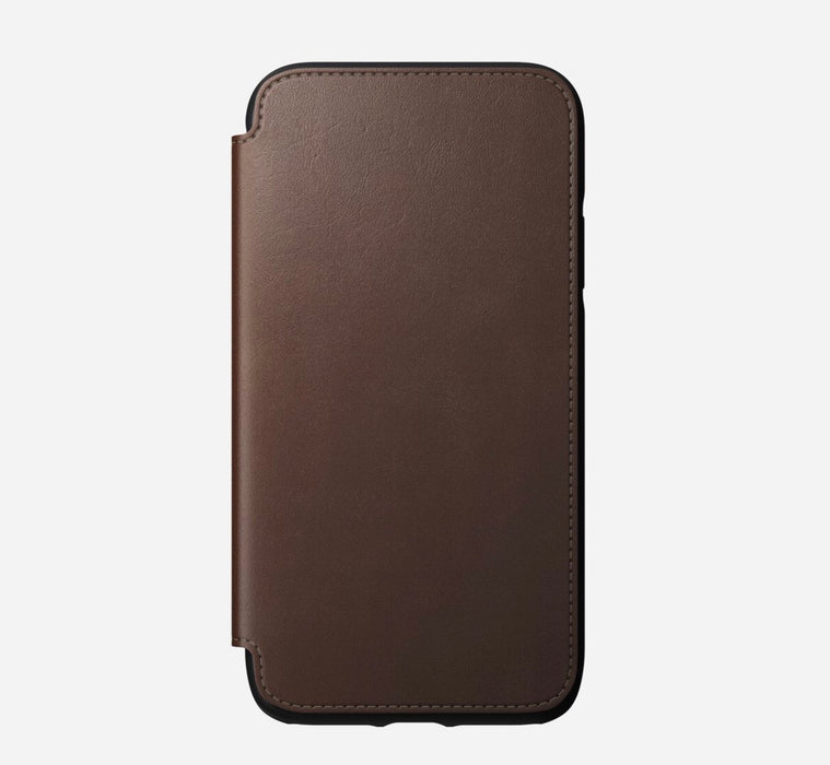 iPhone 11 Rugged Leather Folio