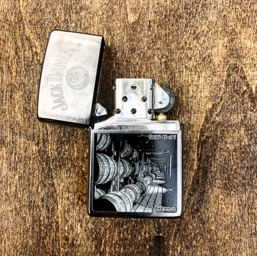 Jack Daniel's Barrel Edition Lighter