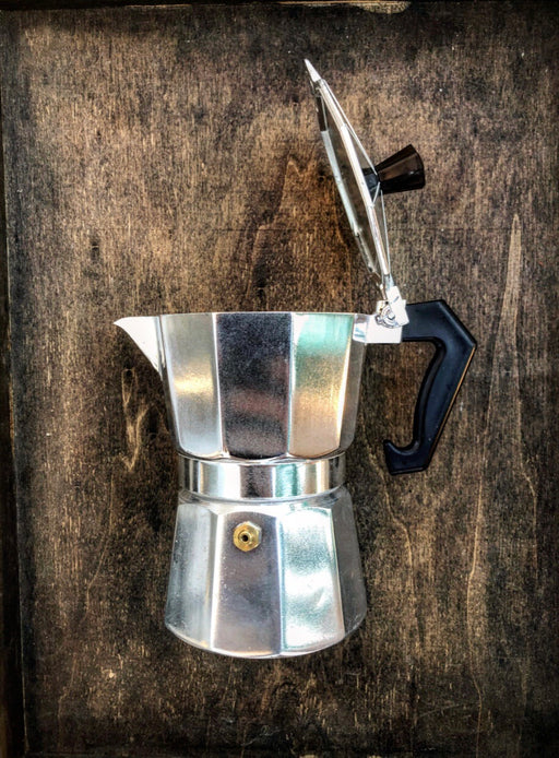 Single Serve Stovetop Espresso Maker