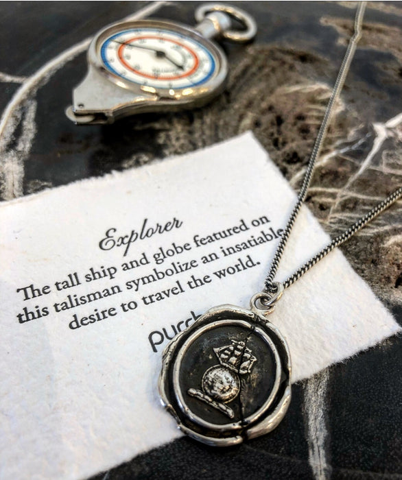 ship explorer talisman